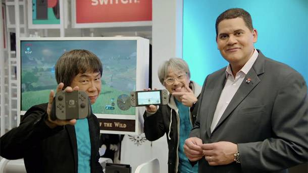 The Funniest Internet Reactions To The Nintendo Switch Event