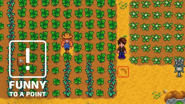 Funny To A Point – God Help Me, I Can't Stop Playing Stardew Valley