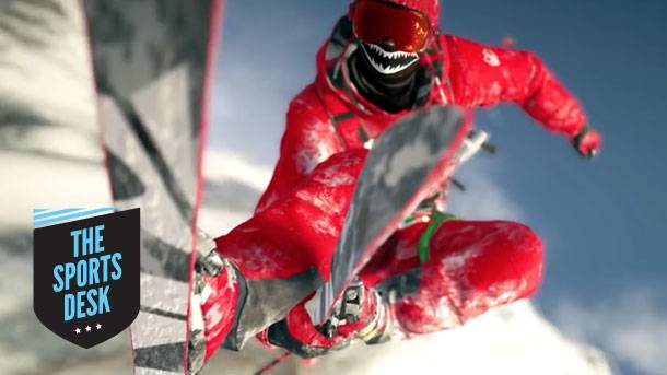 The Sports Desk – How Ubisoft Plans To Improve Steep