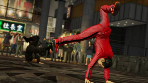 Watch Yakuza 0's Creepiest And Strangest Side Activities