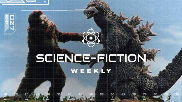 Science-Fiction Weekly – Pacific Rim, Godzilla Vs. Kong, The Assembly, Dreadnought