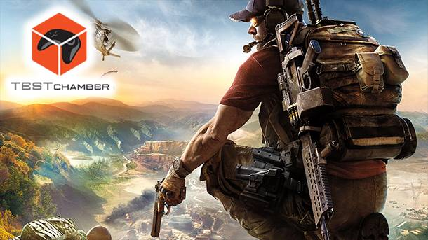 Test Chamber – New Gameplay And Our Impressions Of Ghost Recon Wildlands