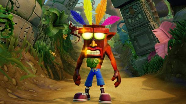 How Activision Is Remaking Naughty Dog's Crash Bandicoot Trilogy