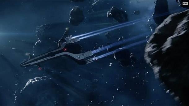 BioWare Shares New Gameplay On NVIDIA's CES Stage