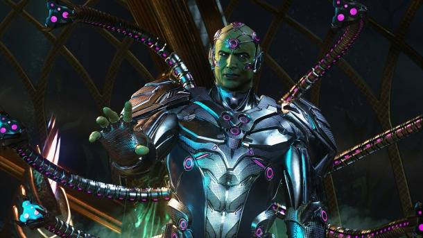 Latest Trailer Reveals Brainiac, Robin, And Darkseid