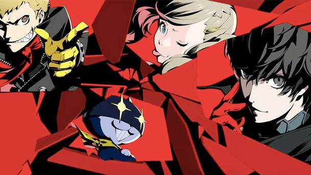 Persona 5's Latest English Trailer Shows Off Infiltration And Dealing With Shadows
