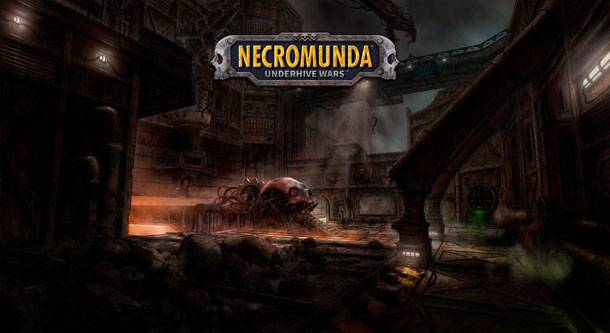 Focus Announces New Tactical RPG Based On Warhammer 40K's Necromunda