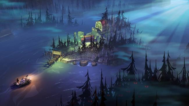 The Flame in the Flood's PS4 port is a Southern Gothic treat