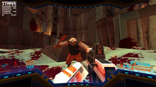 Strafe is gunning for a March release date