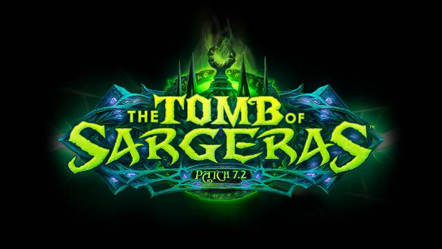WoW: Legion's Upcoming 7.2 The Tomb of Sargeras Patch Hits PTR Server