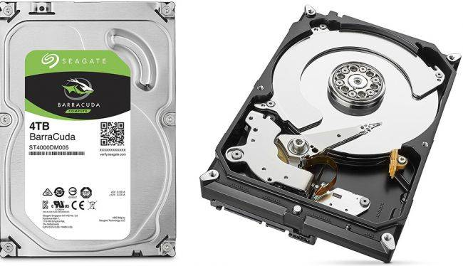 Bulk up your storage with a Seagate 4TB Barracuda hard drive for $105