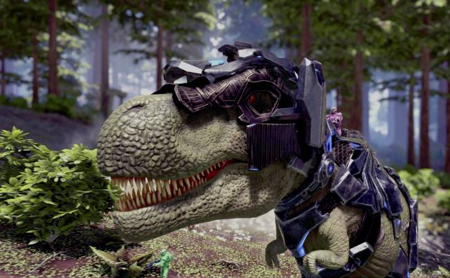 Ark patch 254, with Tek Tier content and real-time beard-growing, delayed 10 days