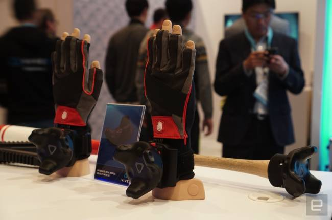 Next for HTC Vive: Wireless VR and tracking for everything