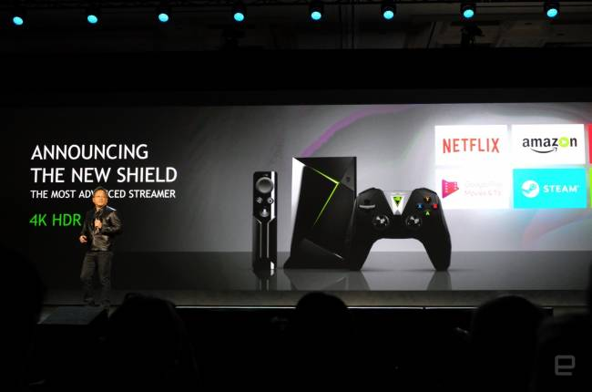 NVIDIA unveils a new Shield TV with 4K HDR