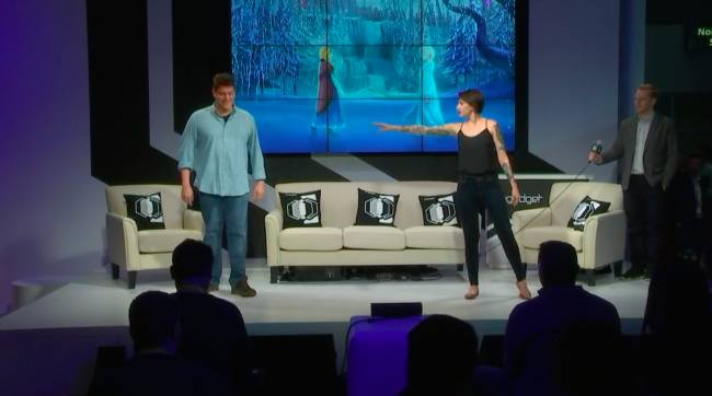 Engadget's annual CES dance break is a 'Frozen' duet