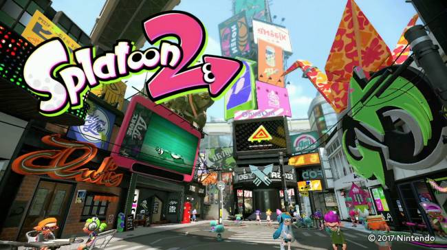 Splatoon 2 brings new weapons, stages and fashion to Nintendo Switch