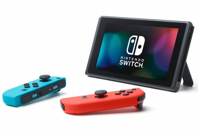 Nintendo's Switch won't have video streaming apps at launch