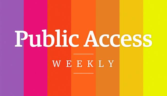 The Public Access Weekly: Feel the pain