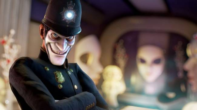 We Happy Few Dev Details Playstyles, Shelters
