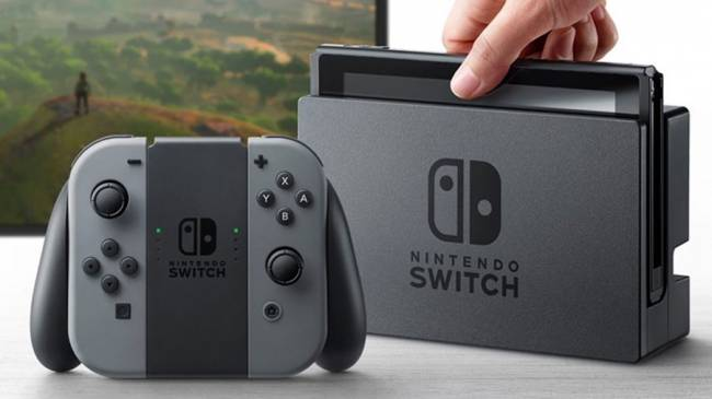 Nintendo Switch Won't Support Backwards Compatibility and More Info