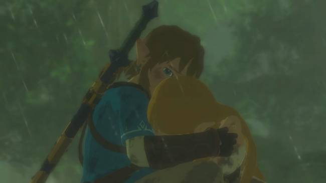 Nintendo's Final Wii U Game will be Legend of Zelda: Breath of the Wild