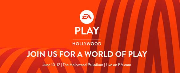 EA Play 2017 Set for June 10 to 12