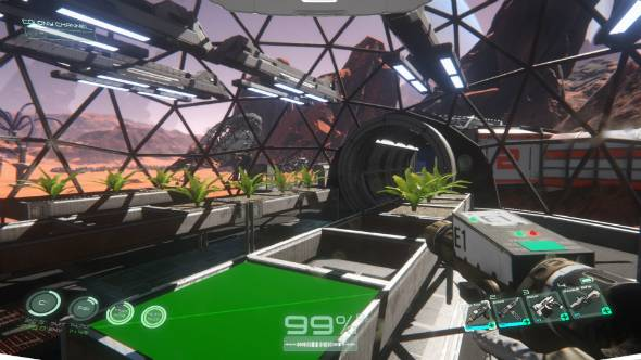 More curation, less procedural generation - Osiris: New Dawn wants to succeed in the genre No Man's Sky created