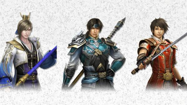 Dynasty Warriors 2017 character popularity poll results