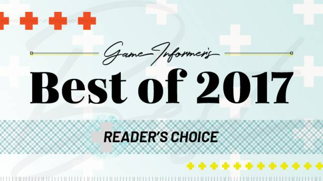 Reader's Choice Best Of 2017 Awards