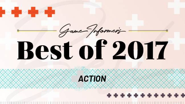 2017 Action Game Of The Year Awards