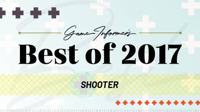 The 2017 Shooter Of The Year Awards