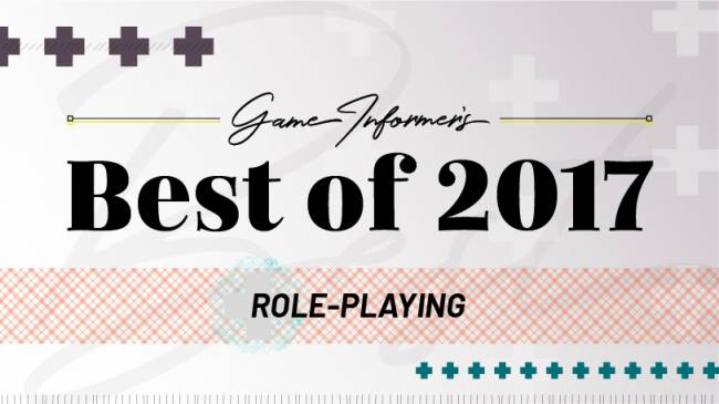 The 2017 RPG Of The Year Awards