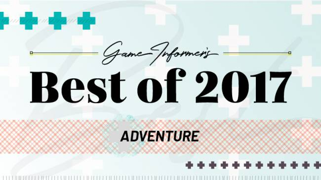 The 2017 Adventure Game Of The Year Awards