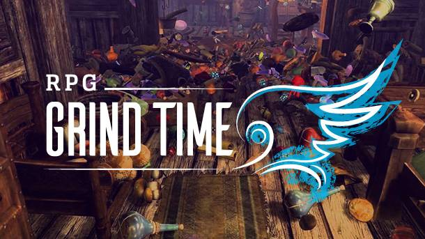 RPG Grind Time – Confessions Of An Item Hoarder