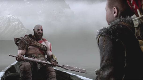 Everything You Need To Know About Boats In God Of War