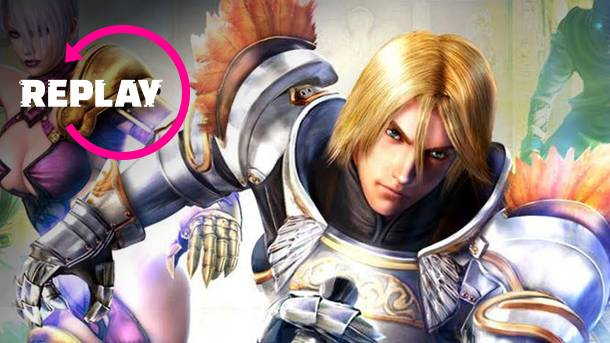 Replay - Soulcalibur Legends