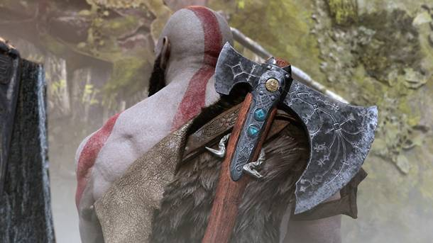 How Kratos' Axe Changes God Of War's Combat
