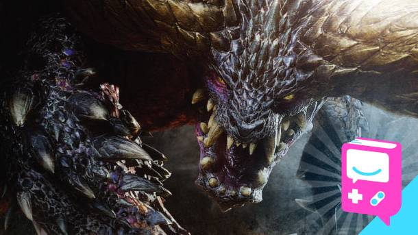 Get Ready For Our Monster Hunter World GI Game Club
