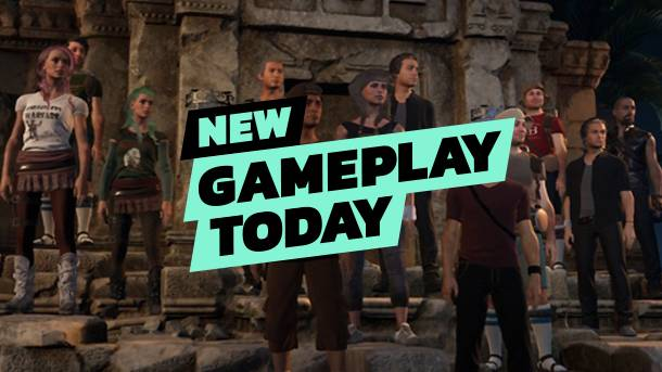 New Gameplay Today – SOS: The Ultimate Escape