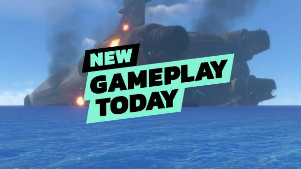 New Gameplay Today – Subnautica