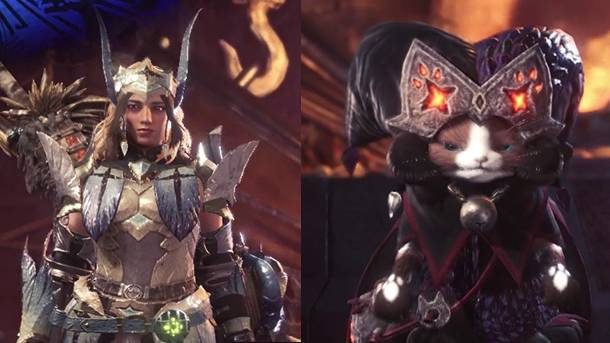 Check Out The Coolest Armor In Monster Hunter: World