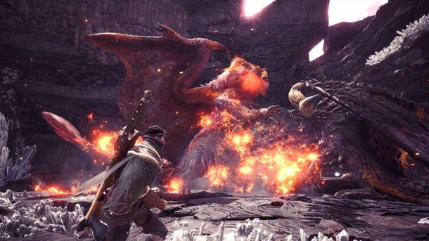 Latest Monster Hunter: World Trailer Highlights Elder Dragons, Lots Of Roars