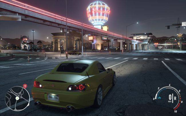 Need for Speed Payback to add online free roam