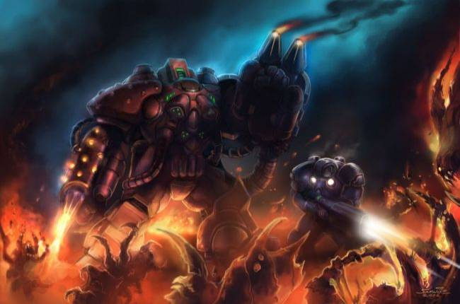 Everything you need to know about Blaze, the Starcraft Firebat joining Heroes of the Storm