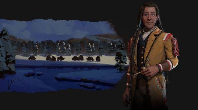 The Cree, led by Poundmaker, are coming to Civilization 6