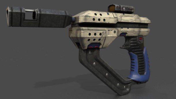 TimeSplitters Rewind update vlog showcases WIP weapons and map