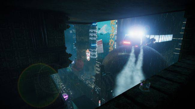 Blade Runner 9732, a virtual tour of Deckard's apartment, is now playable