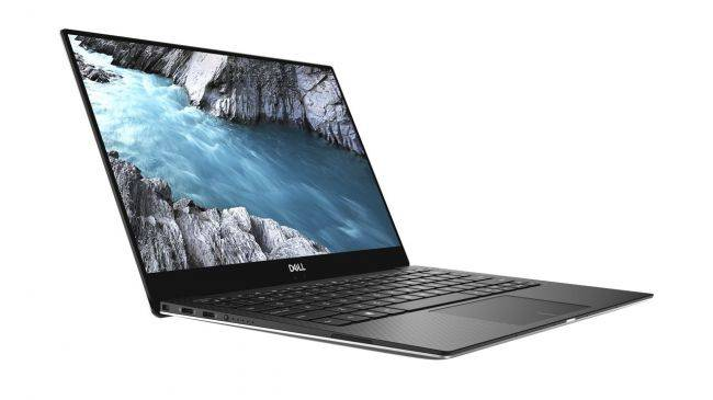 Dell upgrades XPS 13 laptop with quad-core CPU options and slimmer design