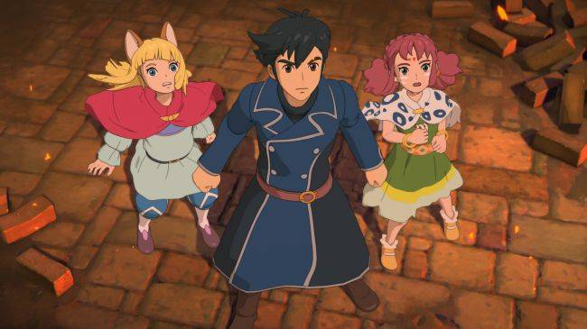 Ni No Kuni 2 shows off its new RTS skirmishes and traditional role-playing