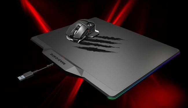 Mad Catz comes back from the dead